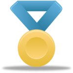 award_metal_gold_blue_medal